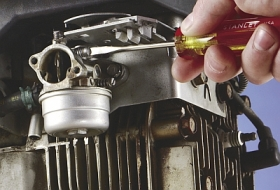 78A Adjusting idle speed2