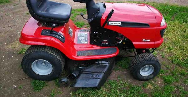 naudotos oliapjovs traktoriukai